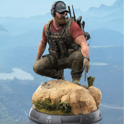 Estátua Ghost Recon Wildlands - Collector's Edition
