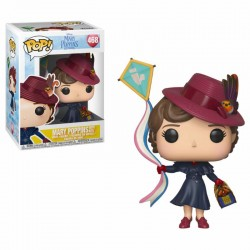 Pop Figure Mary Poppins 2018 - Mary with Kite