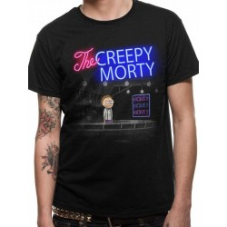 T-Shirt Bartender Morty - Rick and Morty