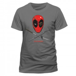 T-Shirt Deadpool - Crossbones