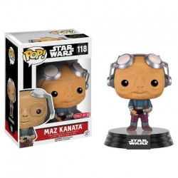 Pop Figure Star Wars - Maz...