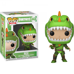 Pop Figure Fortnite - Rex