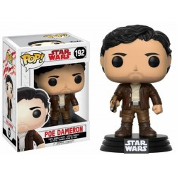 Pop Figure Star Wars - Poe...