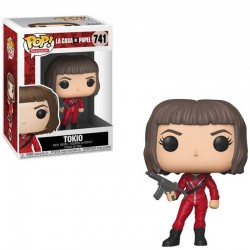 Pop Figure La Casa de Papel...