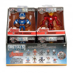 Mini Figuras - Marvel...