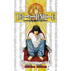 Mangá Death Note 02: Encontro