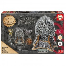 Puzzle Game of Thrones - 3D...