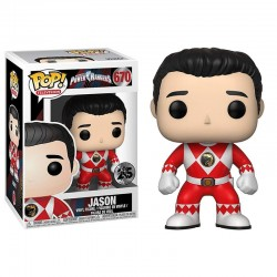Pop Figure Red Ranger Jason...