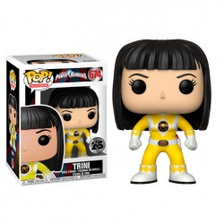 Pop Figure Yellow Ranger...