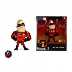 Disney Metalfigs Diecast Mini Figure Mr. Incredible