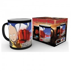 Caneca One Punch Man Heat...