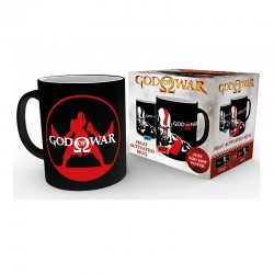Caneca God of War Heat...