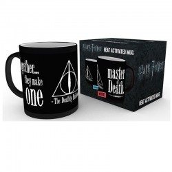 Caneca Harry Potter Heat...