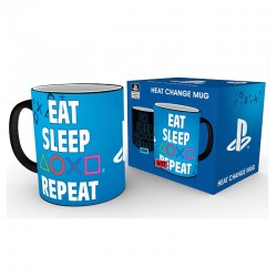 Caneca PlayStation Heat...