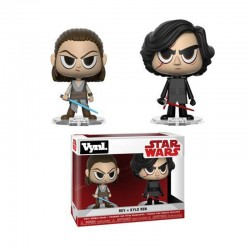 Star Wars VYNL -Pack Rey &...