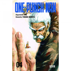 Mangá One-Punch Man 04
