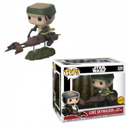 Pop Figure Star Wars - Leia...