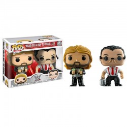 Pop Figure WWE Pack IRS &...