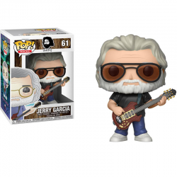 Pop Figure Jerry Garcia -...