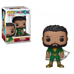 Pop Figure Shazam - Pedro