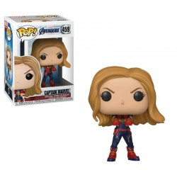 Pop Figure Avengers Endgame - Captain Marvel