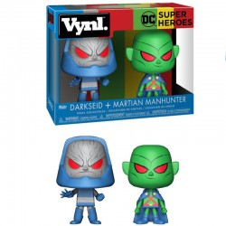 DC Comics VYNL Pack Martian...