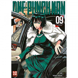 Mangá One-Punch Man 09