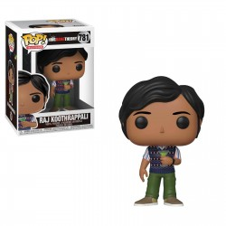 Pop Figure Raj Koothrappali...