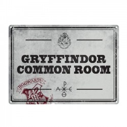 Placa Decorativa Gryffindor...