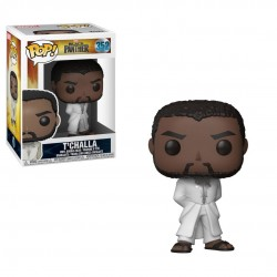 Pop Figure T'Challa Robe...