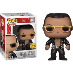 Pop Figure The Rock (Old...