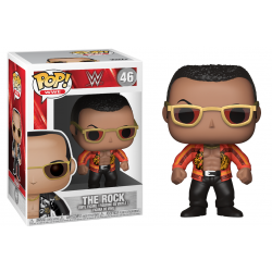 Pop Figure The Rock - WWE...