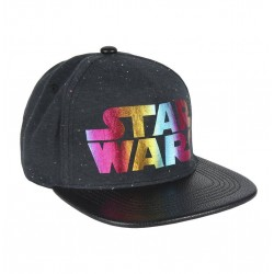 Cap Star Wars Galaxy Logo