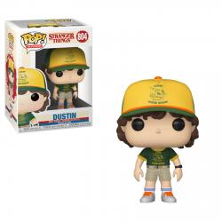 Pop Figure Dustin (At Camp)...