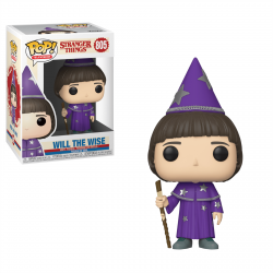 Pop Figure Will (the Wise)...