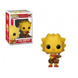 Pop Figure Lisa - Simpsons