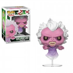 Pop Figure Scary Library...