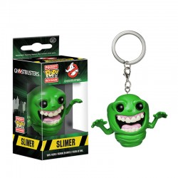 Slimer Porta-Chaves Pocket...