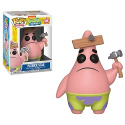Pop Figure Patrick with...