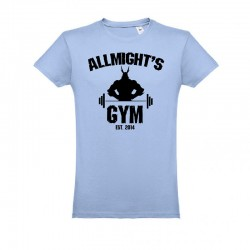 T-Shirt  Allmight's Gym -...