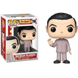 Pop Figure Mr Bean Pajama