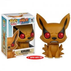 Mega Pop Figure Kurama -...