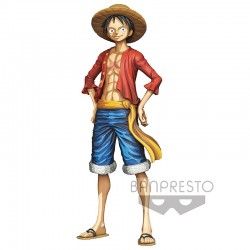 Estátua Monkey D. Luffy...
