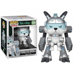 Mega Pop Figure Exoskeleton...