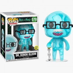 Pop Figure Dr. Xenon Bloom - Rick and Morty