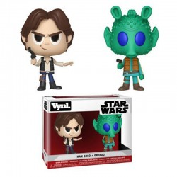 Star Wars VYNL - Pack Han...
