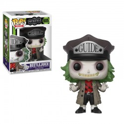 Pop Figure Beetlejuice...