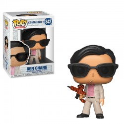 Pop Figure Ben Chang -...