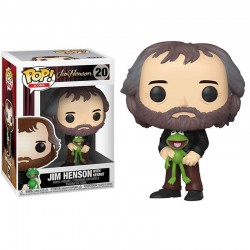 Pop Figure Jim Henson com...