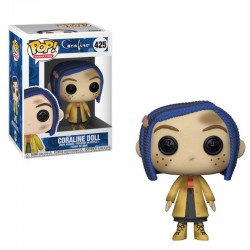 Pop Figure Coraline Doll -...